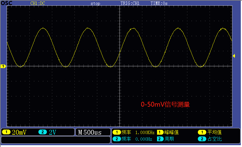 50mV信号测量.png