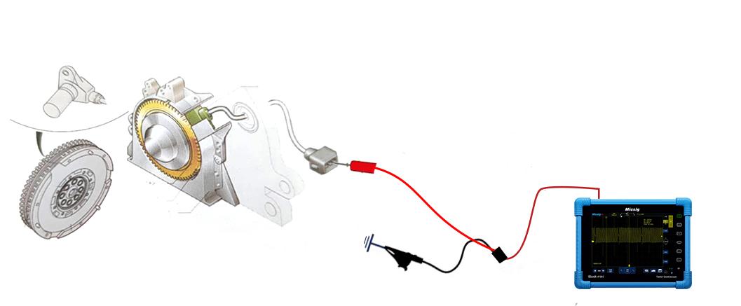 2示波器测量汽车曲轴位置传感器信号及波形分析.jpg